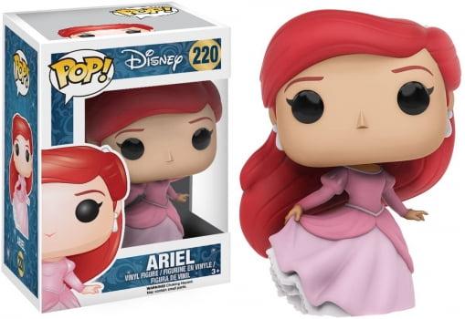 Funko Pop A Pequena Sereia 220 Ariel The Little Mermaid