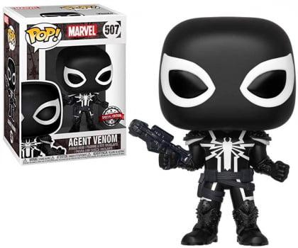 Funko Pop Agent Venom 507 Marvel