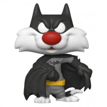 Funko Pop Frajola Sylvester as Batman 844 Looney Tunes