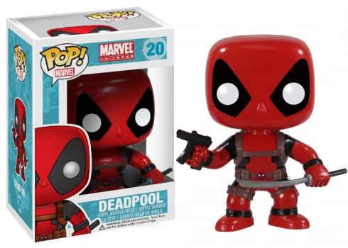 Marvel - Deadpool #20 Funko Pop