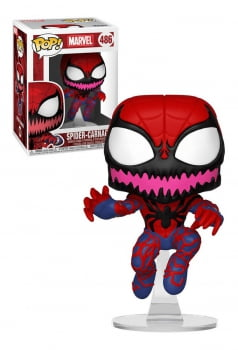 Marvel - Spider-Carnage 486 Funko Pop