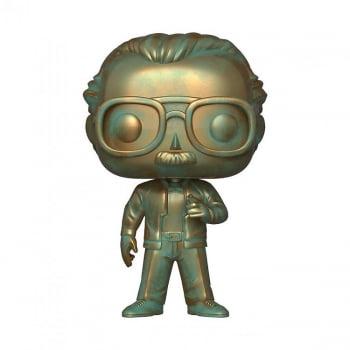 Marvel - Stan Lee Patina 07 Funko Pop