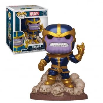 Funko Pop Thanos Deluxe 556 Exclusive Marvel 80 Years