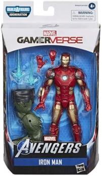 Marvel Legends Homem de Ferro Wave Gamerverse BAF Abominável