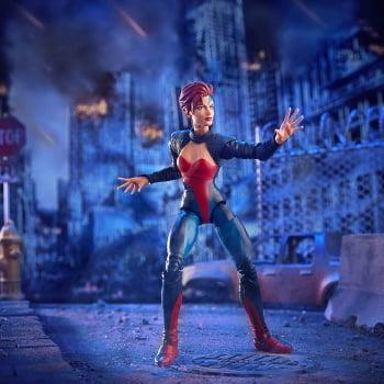 Marvel Legends Jean Grey - X-Men Era do Apocalipse