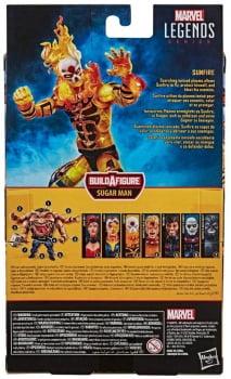 Marvel Legends Sunfire (Solaris) - X-Men Era do Apocalipse
