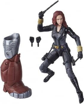 Marvel Legends Viúva Negra - Black Widow BAF Crimson Dynamo