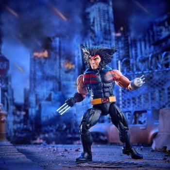 Marvel Legends Weapon X - X-Men Era do Apocalipse