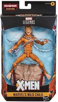 Marvel Legends Wild Child - X-Men Era do Apocalipse