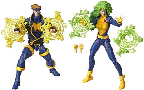 Marvel Legends X-Men Havok Polaris - X-Men Hasbro