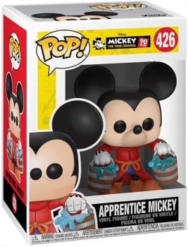 Funko Pop Mickey Mouse - Apprentice Mickey 426 Funko Pop