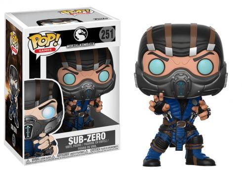 Mortal Kombat X - Sub-Zero 251 Funko Pop