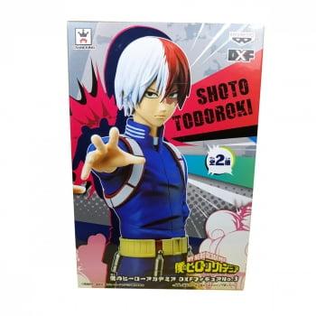 My Hero Academia - Shoto Todoroki - DXF Banpresto