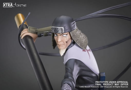 Naruto Shippuden - Hiruzen Sarutobi - XTRA - Tsume Arts