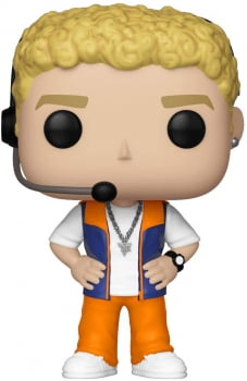 Funko Pop NSYNC Justin Timberlake 111 Rocks