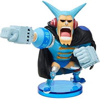 One Piece - Franky - World Collectible Figure WCF Mugiwara - Banpresto