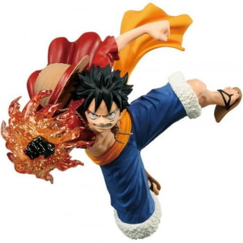 One Piece - Monkey D. Luffy - GXMateria - Bandai Banpresto