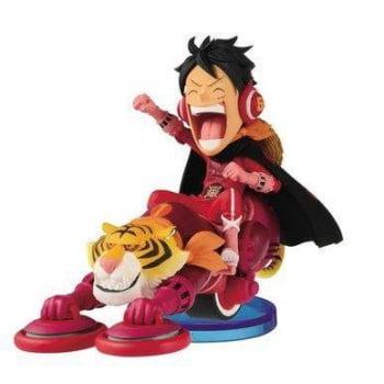 One Piece - Monkey D. Luffy - Mugiwara 56 - WCF Bandai Banpresto