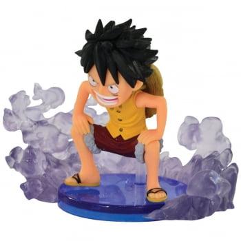 One Piece - Monkey D. Luffy - World Collectable Figure WCF - Burst - Bandai Banpresto