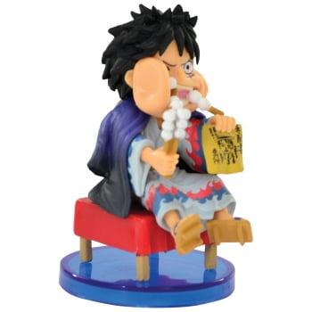 One Piece - Monkey D. Luffy - World Collectable Figure WCF Japanese Style - Banpresto