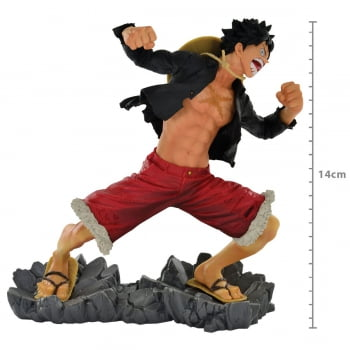 One Piece - Monkey D. Luffy 20th Figure - SCultures - Bandai Banpresto