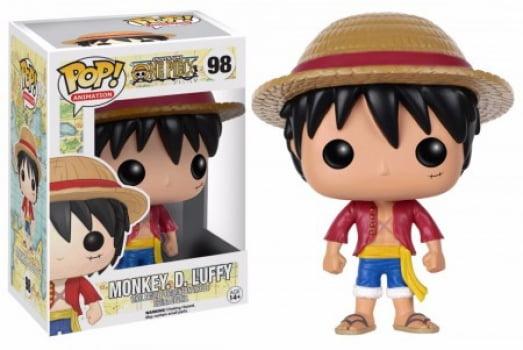 One Piece - Monkey D. Luffy 98 Funko Pop