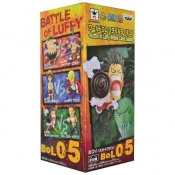 One Piece - Monkey D. Luffy (Snakeman) - Battle of Luffy Whole Cake Island - WCF Banpresto