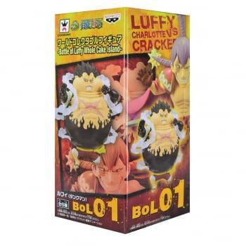 One Piece - Monkey D. Luffy (Tankman) - Battle of Luffy Whole Cake Island - WCF Banpresto