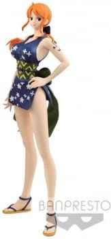 One Piece - Nami Glitter&Glamours Wanokuni Style Ver B - Banpresto