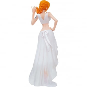 One Piece - Nami (Noiva) - Lady Edge Wedding - Bandai Banpresto