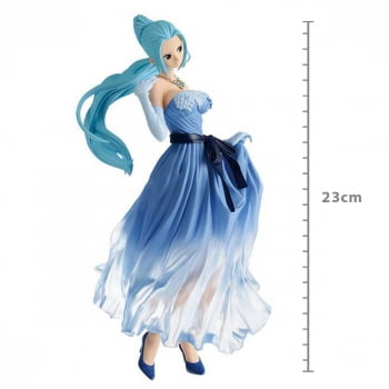 One Piece - Nefertari Vivi (Noiva Azul) - Lady Edge Wedding - Bandai Banpresto