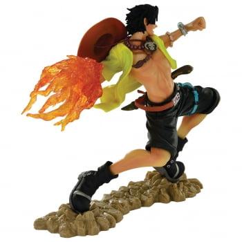 One Piece - Portgas D. Ace - 20th Figure - SCultures the TAG Team - Bandai Banpresto