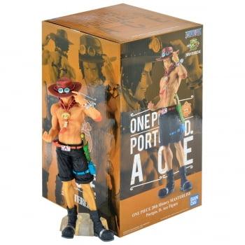 One Piece - Portgas D. Ace - 20th History Masterlise - Bandai Banpresto