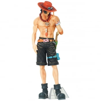 One Piece - Portgas D. Ace - Memory Figure - Bandai Banpresto