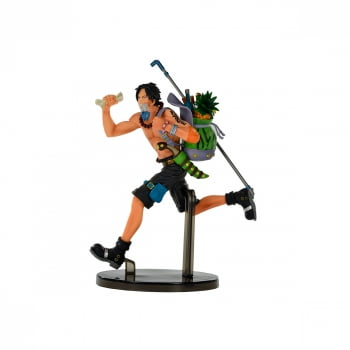 One Piece - Portgas D. Ace - Three Brothers - Bandai Banpresto