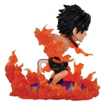 One Piece - Portgas D. Ace - World Collectable Figure WCF - Burst - Bandai Banpresto