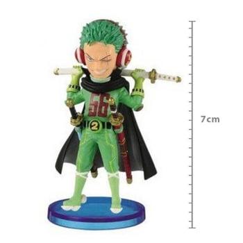 One Piece - Roronoa Zoro - Mugiwara 56 - World Collectable Figure WCF - Banpresto