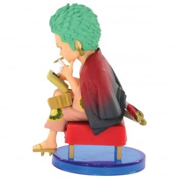 One Piece - Roronoa Zoro - World Collectable Figure WCF Japanese Style - Banpresto