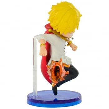 One Piece - Sanji Diable Jambe - World Collectible Figure WCF - Sanji History - Banpresto