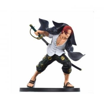 One Piece - Shanks - Swordsman's Moment - Bandai Banpresto