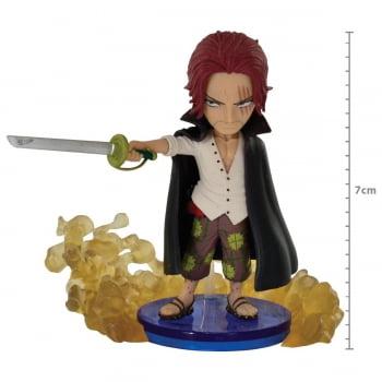 One Piece - Shanks - World Collectable Figure WCF - Burst - Bandai Banpresto
