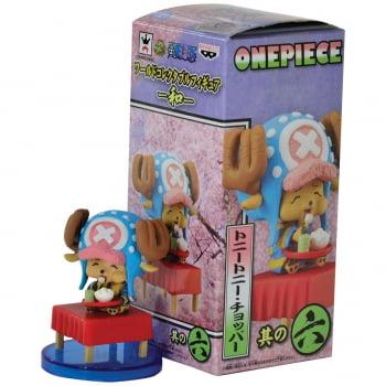 One Piece - Tony Tony Chopper - World Collectable Figure WCF Japanese Style - Banpresto