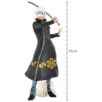 One Piece - Trafalgar Law - 20th History Masterlise - Bandai Banpresto