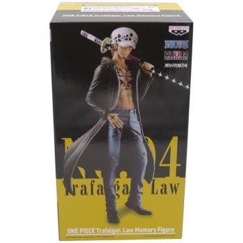 One Piece - Trafalgar Law - Memory Figure - Bandai Banpresto