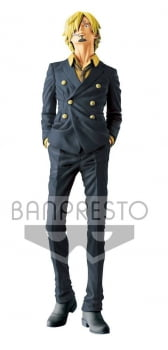 Banpresto Sanji Masterlise Memory Figure - One Piece