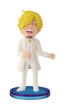 One Piece - Vinsmoke Sanji - Whole Cake Island World Collectable Figure WCF - Banpresto