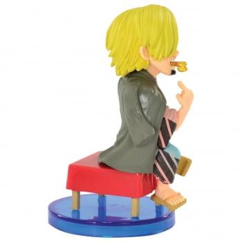One Piece - Vinsmoke Sanji - World Collectable Figure WCF Japanese Style - Banpresto