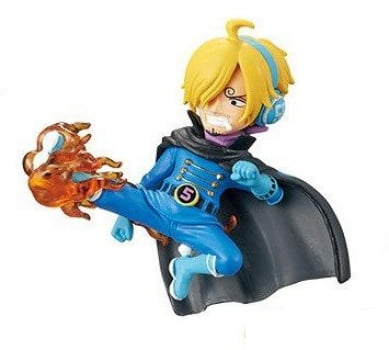 One Piece - Vinsmoke Sanji - World Collectible Figure WCF Mugiwara - Banpresto