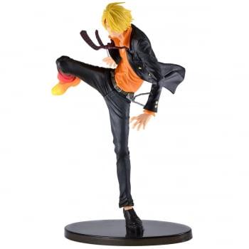 One Piece - Vinsmoke Sanji Diable Jambe - SCultures - Bandai Banpresto