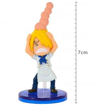 One Piece - Vinsmoke Sanji (Injured) - World Collectible Figure WCF - Banpresto